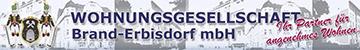 Wohnungsgesellschaft Brand Erbisdorf mbH Partnerlogo